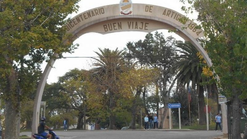 Arco Bicentenario de Artigas