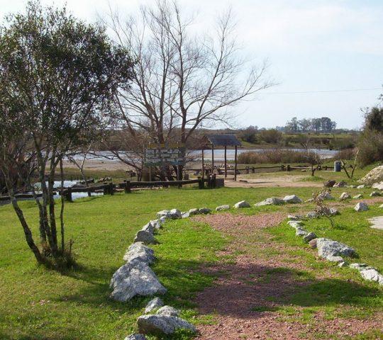 Parque Natural sobre el Arroyo Para