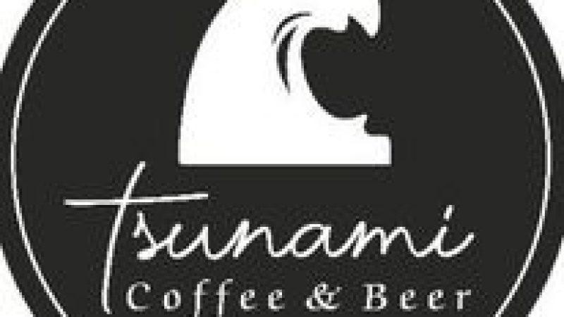 Tsunami coffee & beer