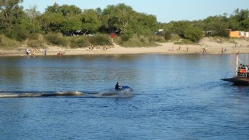 Playa La Charqueada