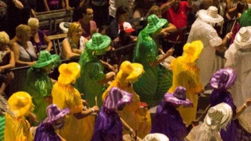 Carnaval de la Charqueada
