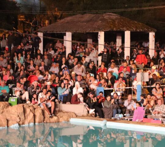 Festival de Salto de agua
